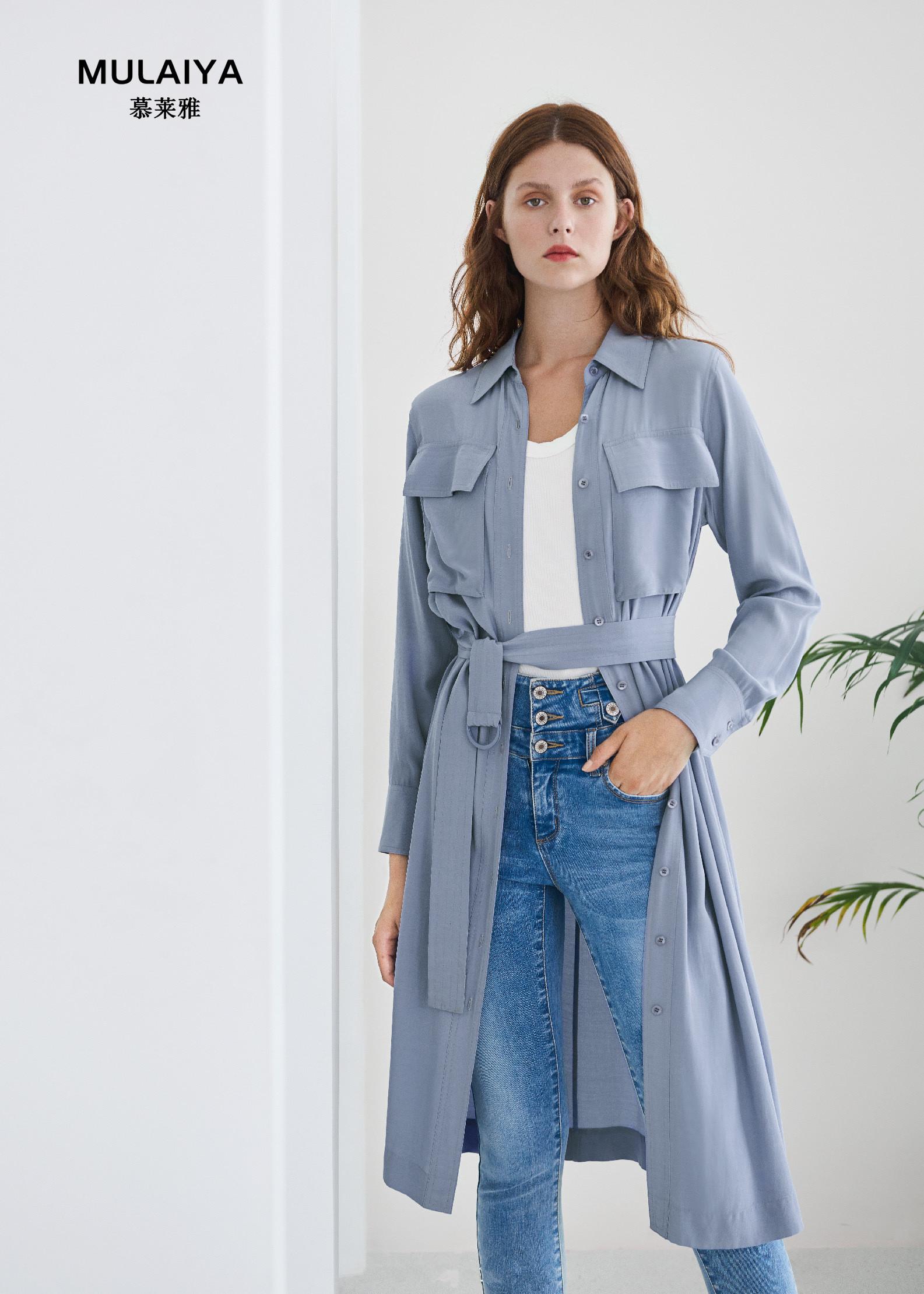 慕莱雅MULAIYA品牌女装 是你择衣的不二之选