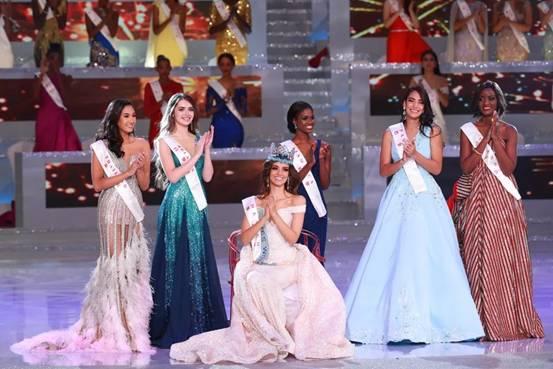 官宣|风云加冕,慕兰荟启幕2020年第71届世界小姐中国区大赛